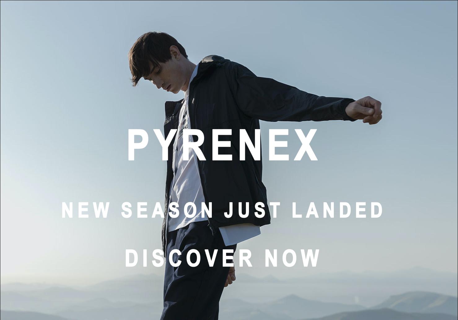 pyrenex home page image