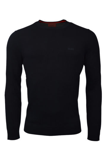 Hugo - San Cassius Knit - Black